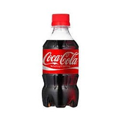 PAQUET DE 12 COCA-COLA 300ml